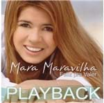 CD Mara Maravilha Feliz Pra Valer (Playback)