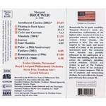 CD Margaret Brouwer - Aurolucent Circles (Importado)