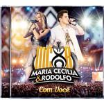 CD - Maria Cecília & Rodolfo - com Você