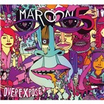 CD Maroon 5 - Overexposed (Ed. Deluxe)