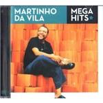 Cd Martinho da Vila - Mega Hits
