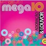 CD Mega 10 Adoração