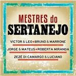 CD - Mestres do Sertanejos