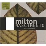 CD Milton Nascimento - Naturalmente