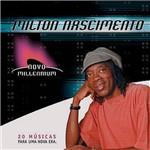 CD Milton Nascimento - Novo Millennium