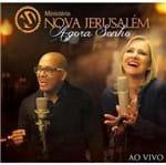 CD Ministério Nova Jerusalém Agora Sonho ao Vivo