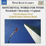 CD Monumental Works For Winds (Importado)