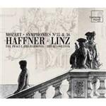 CD Mozart - Symphonies No.35 Haffner & No.36 Linz (Importado)