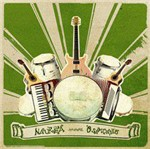 CD Naurêa - Naurêa Apresenta o Sambaião