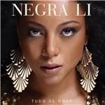 CD Negra Li - Tudo de Novo