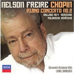 CD - Nelson Freire: Chopin: Piano Concerto Nº 2