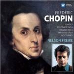 CD - Nelson Freire - Frédéric Chopin (CD Duplo)