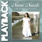 CD Noemi Nonato um Certo Galileu (Play-Back)