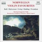 CD Norwegian Violin Favourites (Importado)