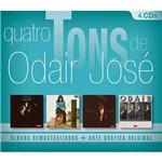 CD Odair José - Coleção Tons para Amantes da Música e Colecionadores (4 Discos)