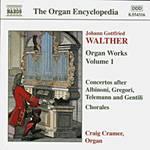 CD Organ Works, Vol. 1 (Importado)