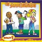 CD os Arrebatados Remix 3