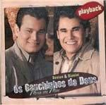 CD os Gauchinhos de Deus Mora em Mim (Play-Back)