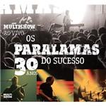 CD - os Paralamas do Sucesso - 30 Anos - Multishow ao Vivo