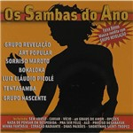 CD os Sambas do Ano