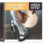 Cd os Sambas dos Samba - Mega Hits