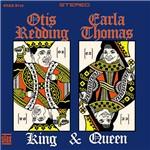CD - Otis Redding & Carla Thomas: King & Queen
