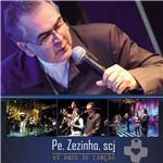 CD Padre Zezinho-Scj 45 Anos de Canção - ao Vivo
