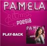 CD Pamela Ritmo e Poesia (PlayBack)