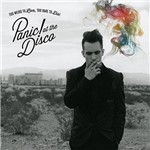 CD - Panic! At The Disco - Too Weird To Live, Too Rare To Die!