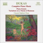 CD Paul Dukas - Complete Piano Music (Importado)