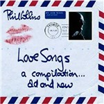 CD Phil Collins - Love Songs (Duplo)