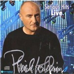 Cd Phil Collins Serious Live Hits
