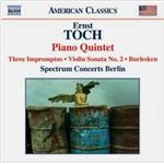 CD Piano Quintet (Importado)