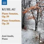 CD Piano Sonatas, Op 59, Piano Sonatinas, Op. 20 (Importado)
