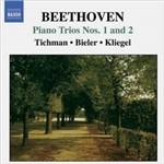 CD Piano Trios Nos. 1 & 2 (Importado)