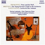 CD Prokofiev Britten - Peter And The Wolf