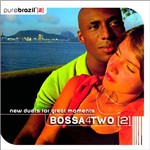 CD Pure Brazil II: Bossa 4 Two 2 (Duplo)