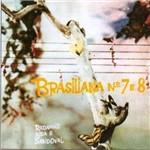 Cd Radamés Aida e Sandoval - Brasiliana Nº 7 e 8
