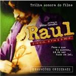 CD Raul Seixas - Trilha Sonora do Filme: o Início, o Fim e o Meio