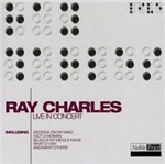 CD Ray Charles - Live In Concert (Digipack) (Importado)