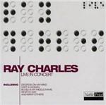 CD Ray Charles - Live In Concert (Digipack) (Importado)