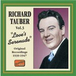 CD Richard Tauber - Love's Serenade (Importado)