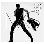 CD Ricky Martin - Música, Alma e Sexo