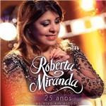 Cd Roberta Miranda - 25 Anos ao Vivo em Estúdio
