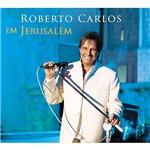 CD Roberto Carlos - em Jerusalém (Duplo)