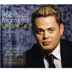 CD Robinson Monteiro eu Olho a Ti (Play-Back)