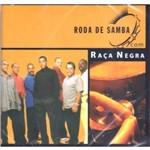 Cd Roda de Samba - Raça Negra