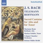 CD Sacred Cantatas For Alto & Tenor (Importado)