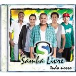CD Samba Livre - Tudo Posso