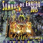 CD - Sambas de Enredo 2015: Escolas de Samba do Grupo Especial do Rio de Janeiro